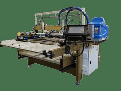 Оборудование для сборки картонных изделий